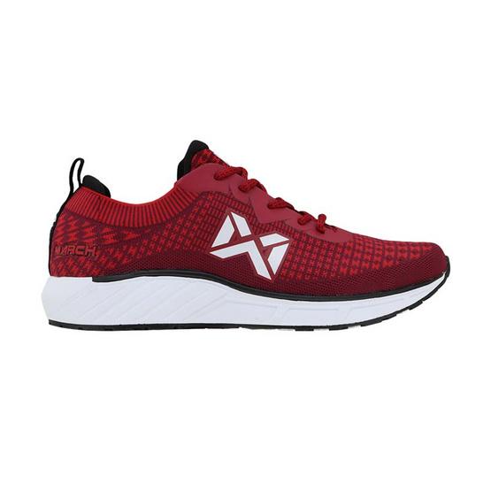 Warrix รองเท้า RUNNING WF 1305 สีแดง/แดง RR