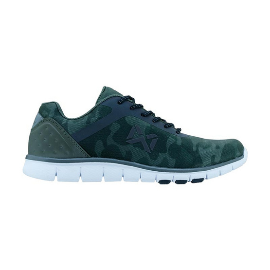 Warrix รองเท้า MAXIMUM RUNNER WF 1306 สีเขียว GG