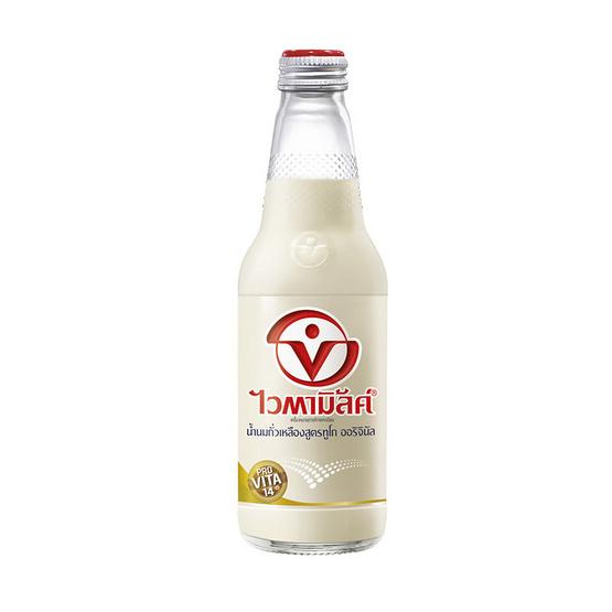 ไวตามิ้ลค์ น้ำนมถั่วเหลือง สูตรออริจินัล ทูโก 300 มล. (ยกลัง 24 ขวด)