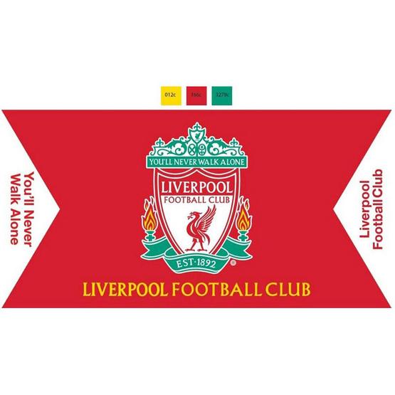 ผ้าขนหนู Liverpool ลิขสิทธิ์แท้ ขนาด 30*60