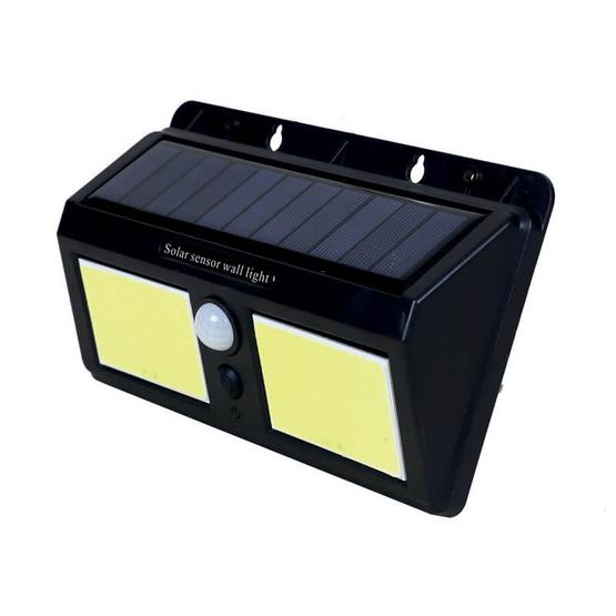 สปอร์ตไลท์ โซล่าเซลล์ LED 60 ดวง