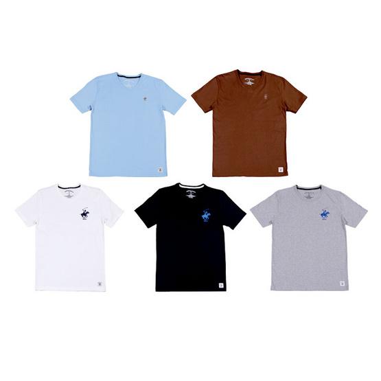 Beverly Hills Poloclub T-Shirt Natural Feel ไซส์ XL