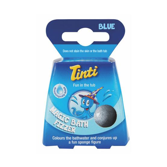 Tinti บาธบอมสีฟ้า