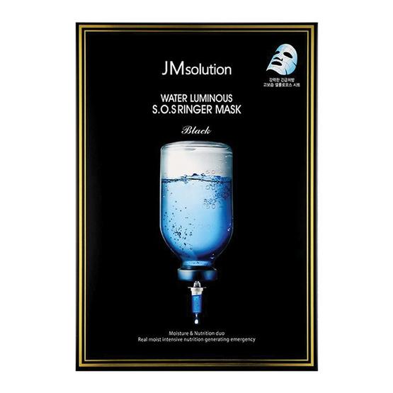 JM SOLUTION Water Luminous S.O.Singer Mask มาส์กวอเตอร์