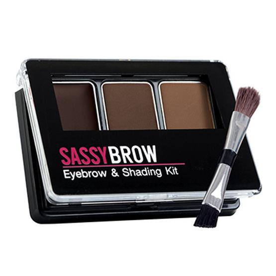 USTAR Sassy Sweet Brow Eyebrow & Shading Kit อายบราว แอนด์ เฉดดิ้ง คิท