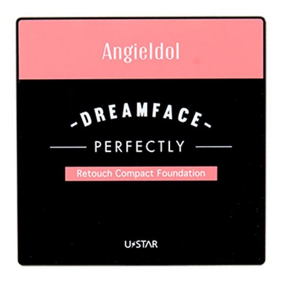 USTAR Angie Idol Compact Powder SPF20 PA++ #N23 แป้งผสมรองพื้น