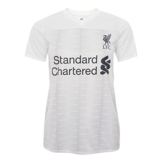 LFC เสื้อฟุตบอลลิเวอร์พูล ทีมเยือน 2019/2020 ผู้หญิง