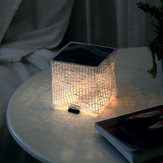 โคมไฟ solarcube L-100 Warm White