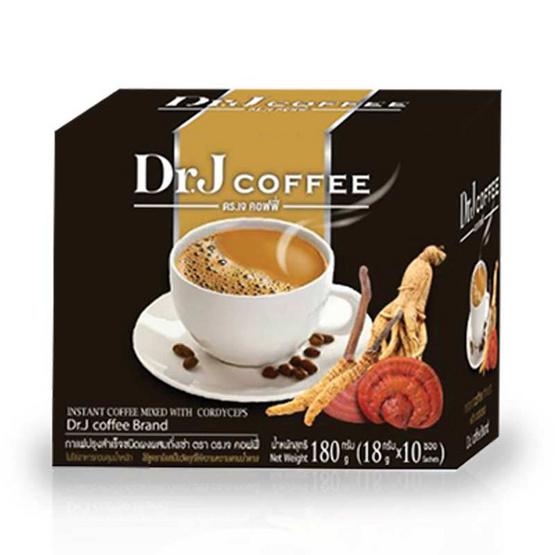 กาแฟ Dr.J 10ซอง