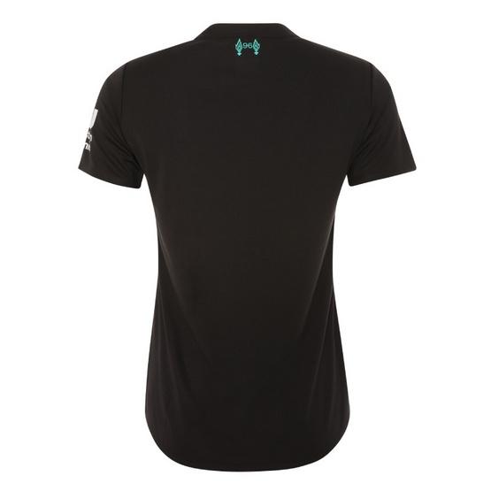 เสื้อLFC แบบที่ 3 ปี 2019/2020 สีดำ (ผู้หญิง)