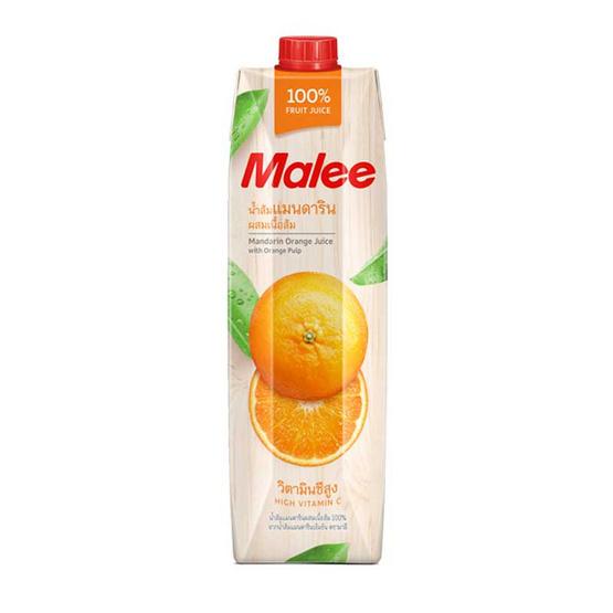 มาลี น้ำส้มแมนดาริน 100% 1000 มล.