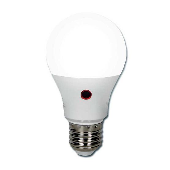 SHINNING หลอด LED Light Sensor 9 วัตต์ แสงเดย์ไลท์