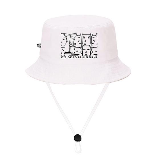 หมวกผ้าดิบ Art Story by Autistic Thai