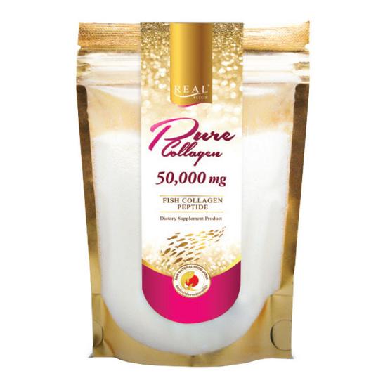 ผลิตภัณฑ์เสริมอาหาร เพียวคอลลาเจน 8 ซอง