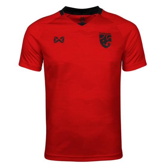 เสื้อเชียร์ฟุตบอล 2020 WA-20FT53M สีแดง