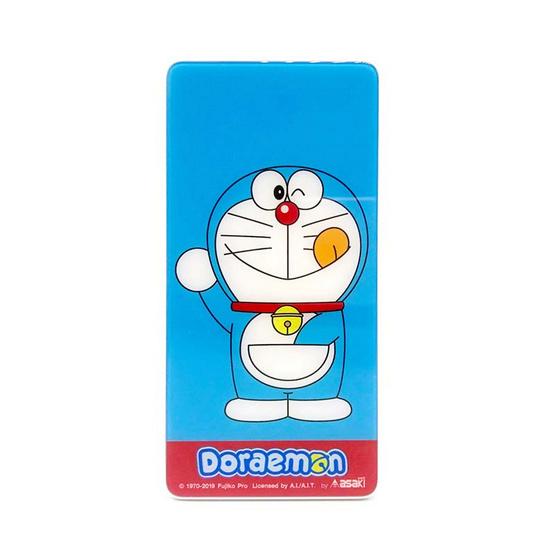 Doraemon แบตเตอรี่สำรอง 10,000mAh ลายลิขสิทธิ์แท้ Doreamon