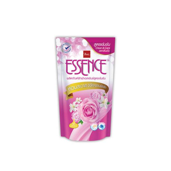 Essence น้ำยาซักผ้า เข้มข้น สีชมพู 650 มล.