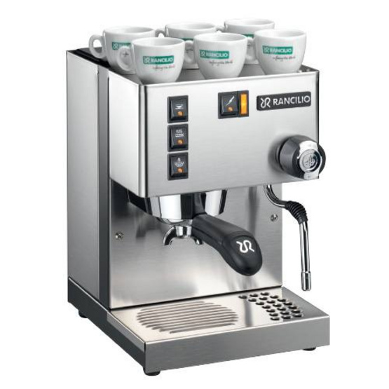 เครื่องชงกาแฟ Rancilio รุ่น Silvia