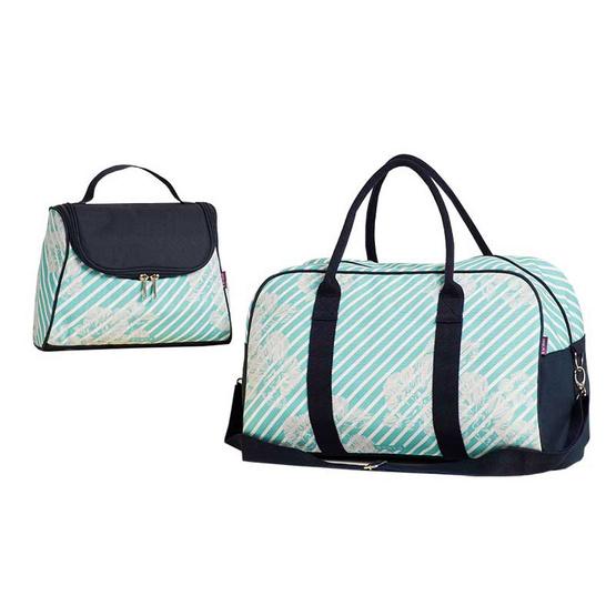 กระเป๋าผ้าลาย Asava 2019