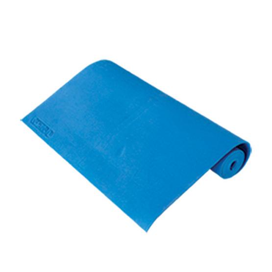 เสื่อโยคะ หนา 4 มม. สีน้ำเงิน
