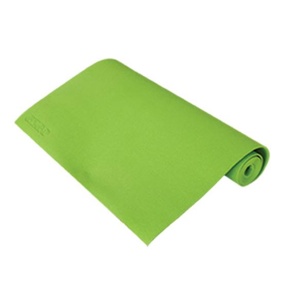เสื่อโยคะ หนา 4 มม. สีเขียว
