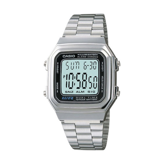 Casio นาฬิกา รุ่น A178WA-1A