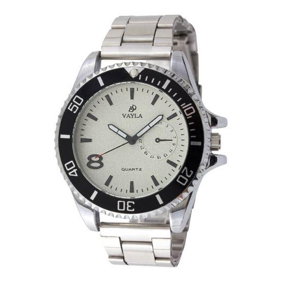 นาฬิกาสแตนเลส รุ่น VAYLA DD W1683-SILVER