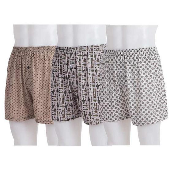 กางเกง boxer แพ็ก 3 ชิ้น
