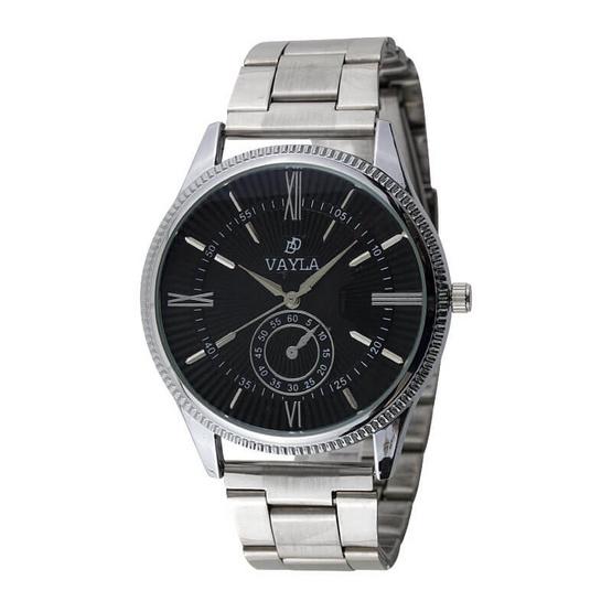 นาฬิกาสแตนเลส รุ่น VAYLA DD W1728-SILVER