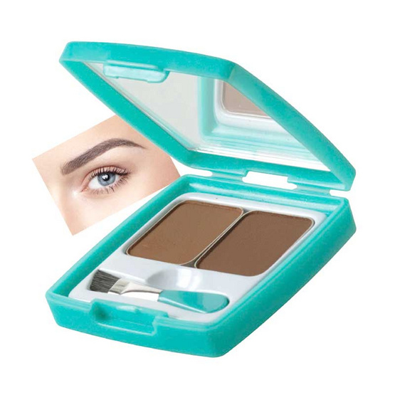 Camella Eyebrow Make-Up 4 กรัม สีน้ำตาลอ่อน
