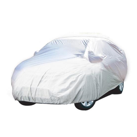 Next Products ผ้าคลุมรถยนต์ซิลเวอร์โค้ท สำหรับรถเก๋งเล็ก