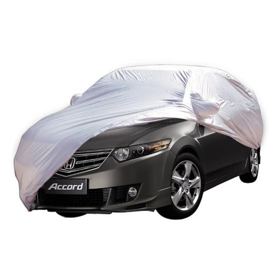 Next Products ผ้าคลุมรถยนต์ซิลเวอร์โค้ท สำหรับรถเก๋งใหญ่