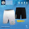 กางเกงขาสั้น MCFC รุ่น 011 สีขาว