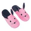 รองเท้าเดินในบ้าน กระต่าย สีชมพู 40